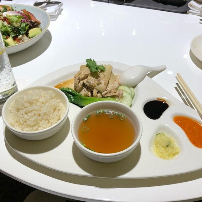 Chicken Rice ($16.00+*)