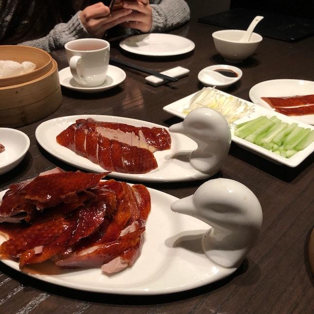 Great Peking Duck!