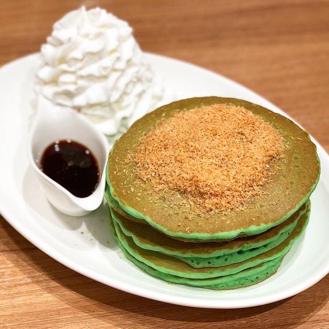 Ondeh Ondeh Pancakes