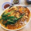 • Kok Sen Restaurant 🇸🇬 • Feat their signature prawn hor fun rice noodles.