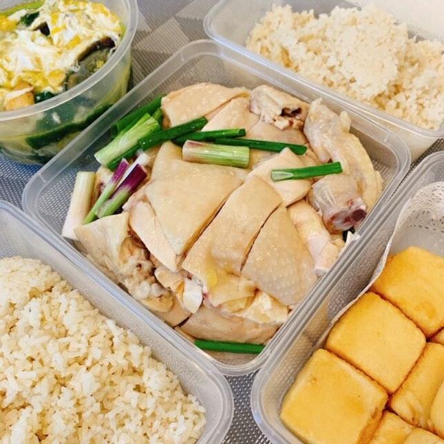 Chicken Rice 😍😍