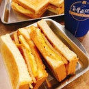 ✨Fong Sheng Hao 🇸🇬✨  Who loves toasted sandwiches?