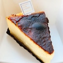 Burnt Cheesecake $7.50