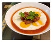 Macaroni tomato soup