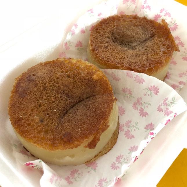 Red Bean Pancakes