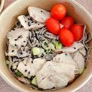 Roast Chicken & Soba Bowl