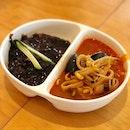Jajangmyeon & Jjampong