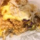 Chicken Floss 葱油饼