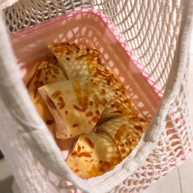 Chicken Floss Bread