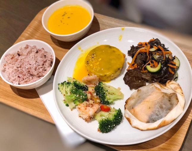 4 Deli Set Meal