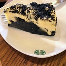 Cookie Crumbs Cheesecake