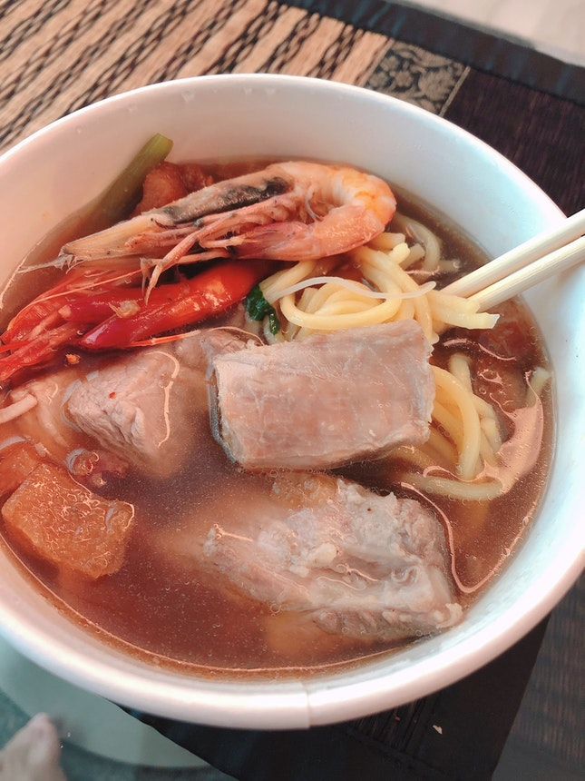Min Nan Prawn Noodles