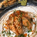 A Salmon Aburi Maki You Won't Forget