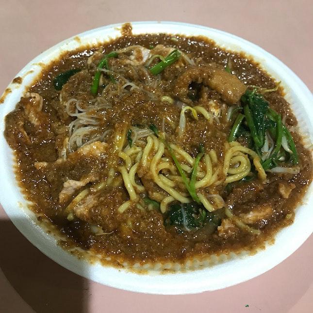 Satay Beehoon ($3)