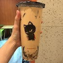 Signature Brown Sugar Jelly Milk Tea (L, $4.70)