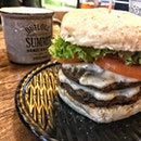 Mommoth Truffle  Burger($12.90++)