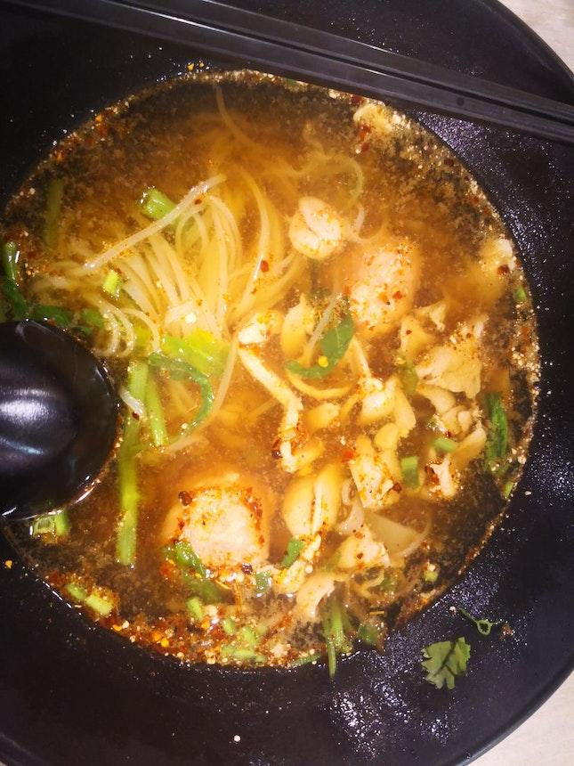 Tasty Boat Noodle