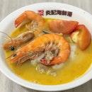 Yan Ji Seafood Soup in Orchard Road?
