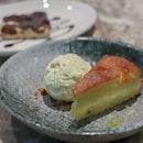 Olive oil cake?