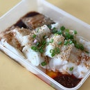 Old school style Chee Cheong Fun!