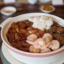 Abundance of prosperity, still not done with CNY feast yet!