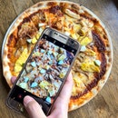 Lemak No Nasi Pizza