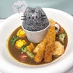 Pusheen Floating Fun Japanese Seafood Curry Rice