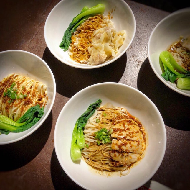 Sundried Noodles