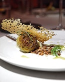 @restaurantjagsg, located at Duxton road, it's a French Fine Dining Restaurant that owned by Anant Tyagi and Michelin Starred Chef Jérémy Gillon.