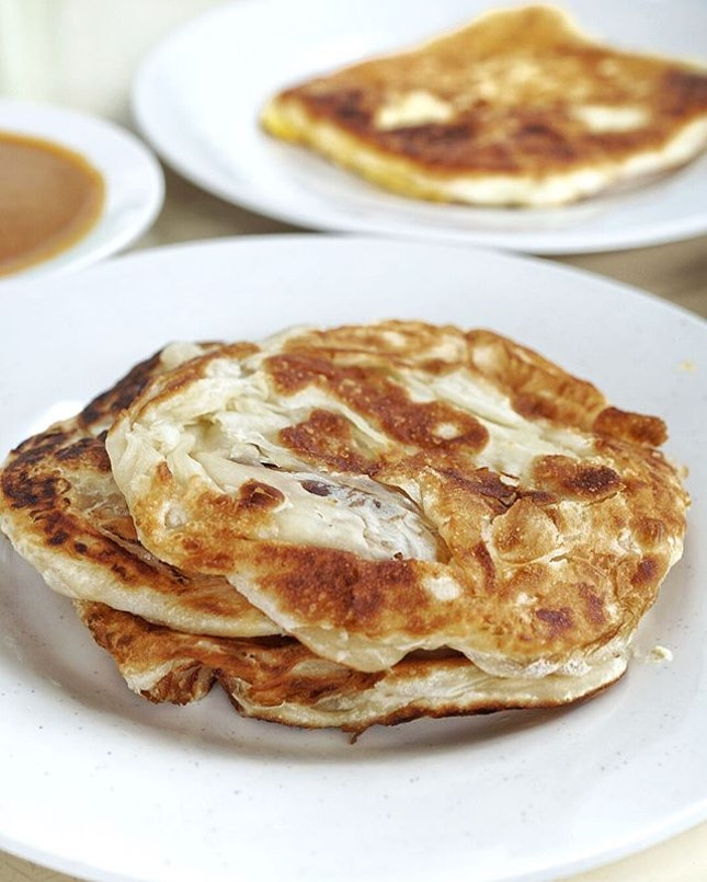 Plain Prata Mr and Mrs Mohgan.