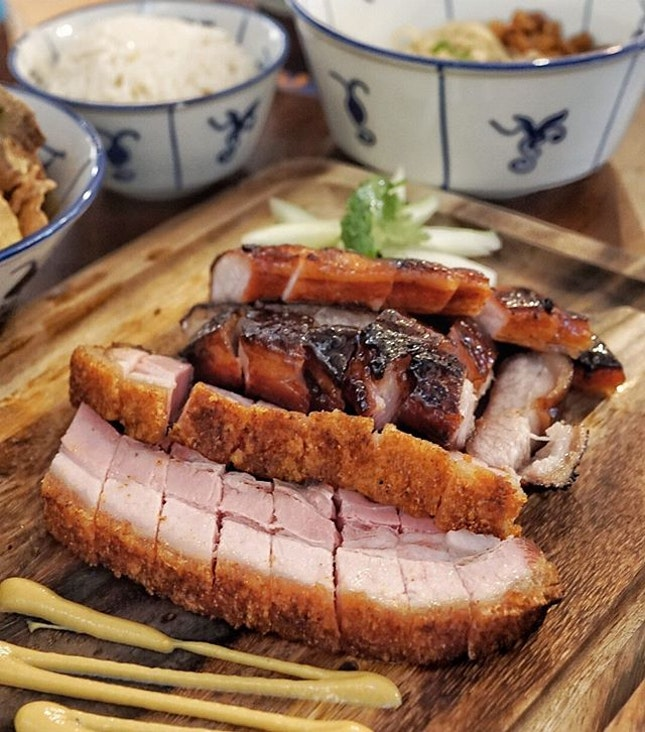 @fook.kin specialist in Cantonese roast meat, located at Killiney Road.