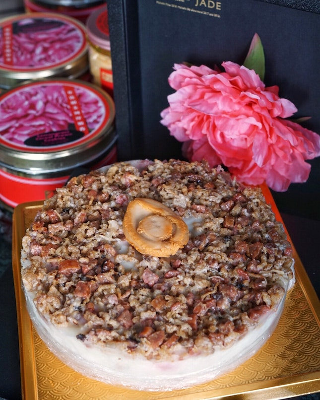 Less than 2 weeks to welcome the Year of Rat, celebrate it with @peonyjadesg savoury and takeaway treats.