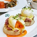 Start this week with Brunch at @theenglishhousesingapore.