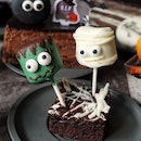 Trick or treat ??? Are you ready for Halloween? Left 2 more days for Halloween.  If you need some spookylicious Halloween treats, why not get it from @enchantedcafe.