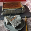 Ah Mah Homemade Cake is launching new flavour today, Ah Mah's Sesame Chao Ta Cheesecake.