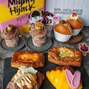 Mr. Holmes Bakehouse, famous for their cruffins, opened their first flagship in Southeast Asia,located at Pacific Plaza (Orchard)