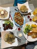 Collin's Grille Bento (Boon Keng)