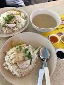 Tiong Bahru Hainanese Boneless Chicken Rice (Tiong Bahru Market)