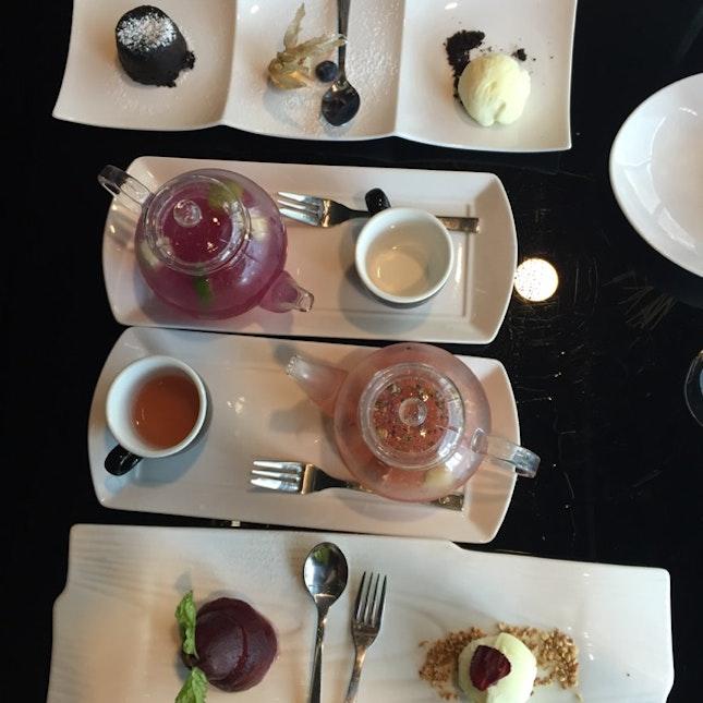 Mocktails And Desserts