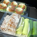 Assorted Kuehs