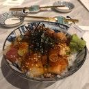 Spicy Dashi Chirashi $17.80++