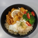 Lemon & Plum Fish Rice Bowl