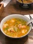 Ebiko Shrimp Paste La Mian