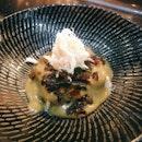 Snowcrab Century Egg Tofu