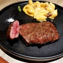 Look at this alluring cut of wagyu chuck steak for only $22.90!