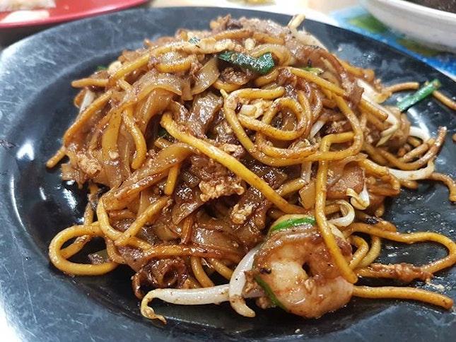Crazy wok hei.
