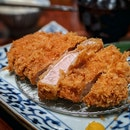 Solid Tonkatsu With Good Meat-Crust Ratio