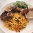 Sumac Zaatar Chicken Basmati