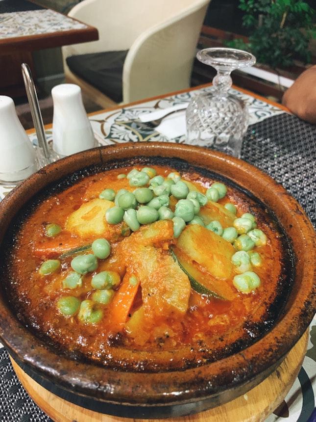 Vegetarian Tangine