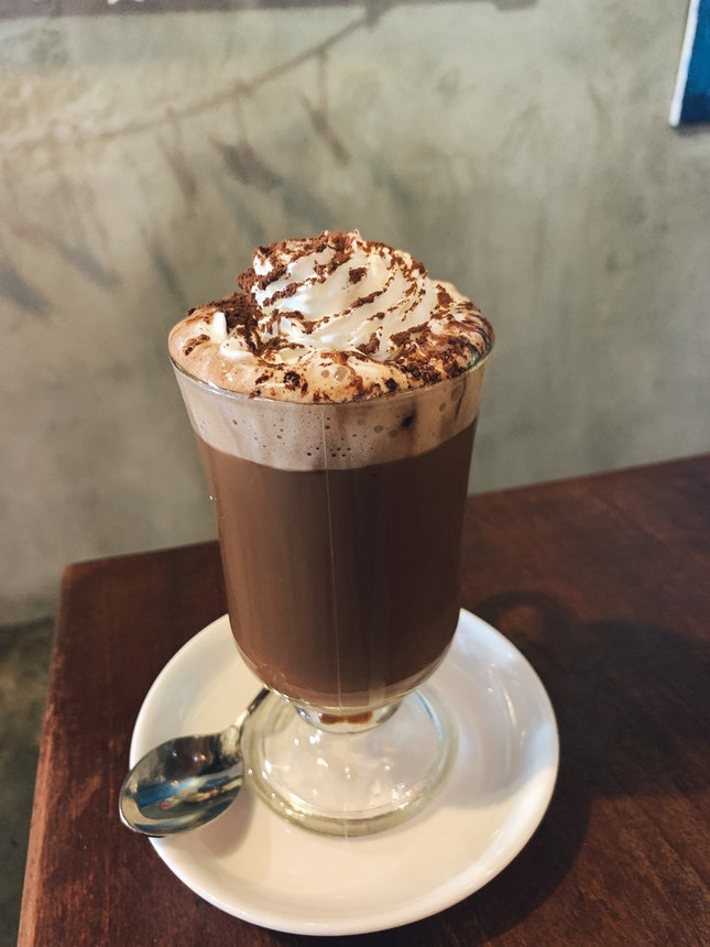 Hot Chocolate Mocha
